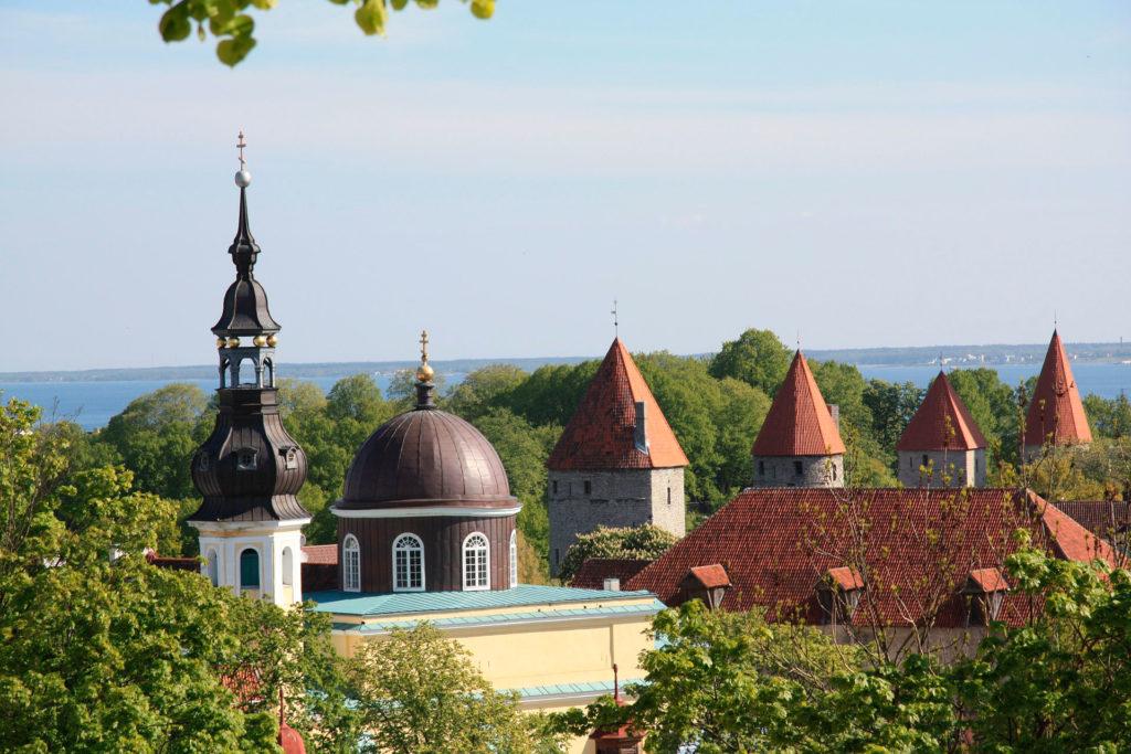 Цены в Таллинне, Эстония