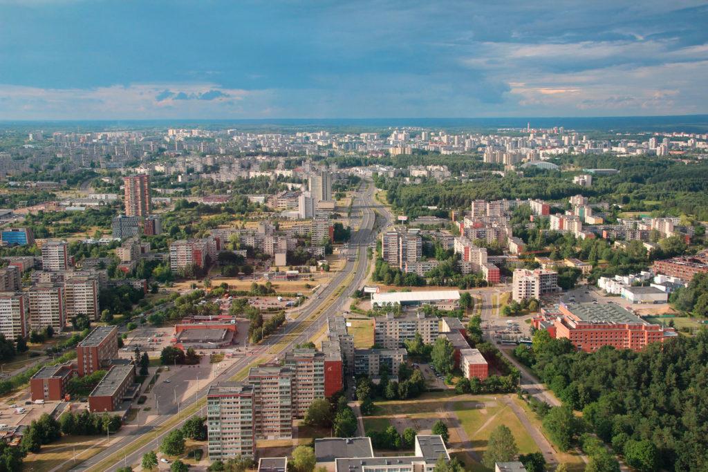 Стоимость жизни в Вильнюсе, Литва