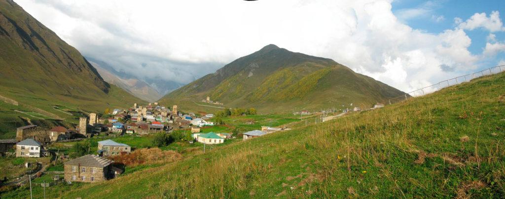 Саванна, Грузия