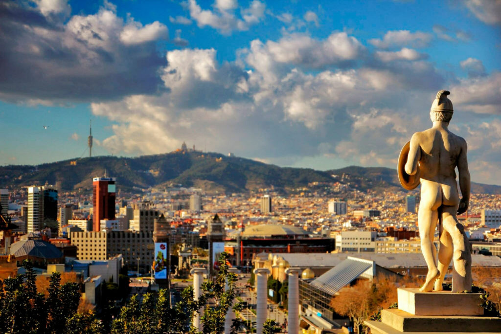 Но что посмотреть в Барселоне?