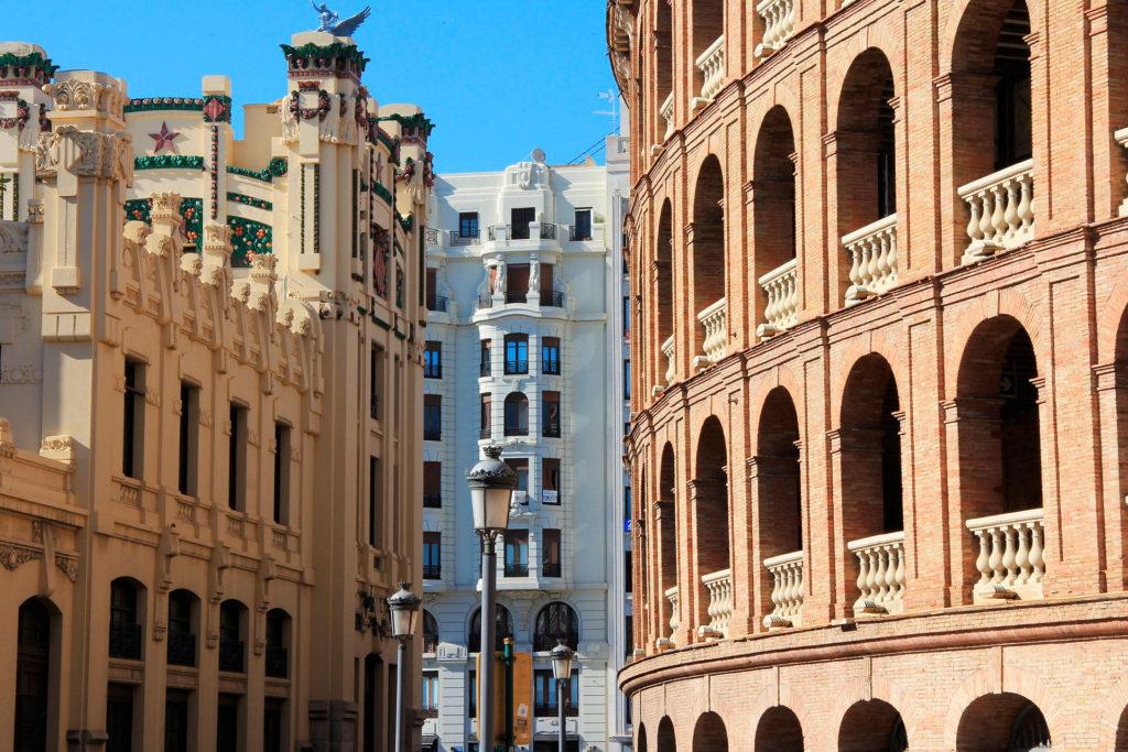 Лучшие районы, где можно остановиться в Валенсии