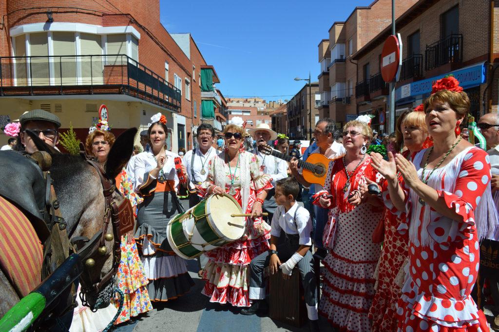 Фестиваль Ромерияде ЭльРосио