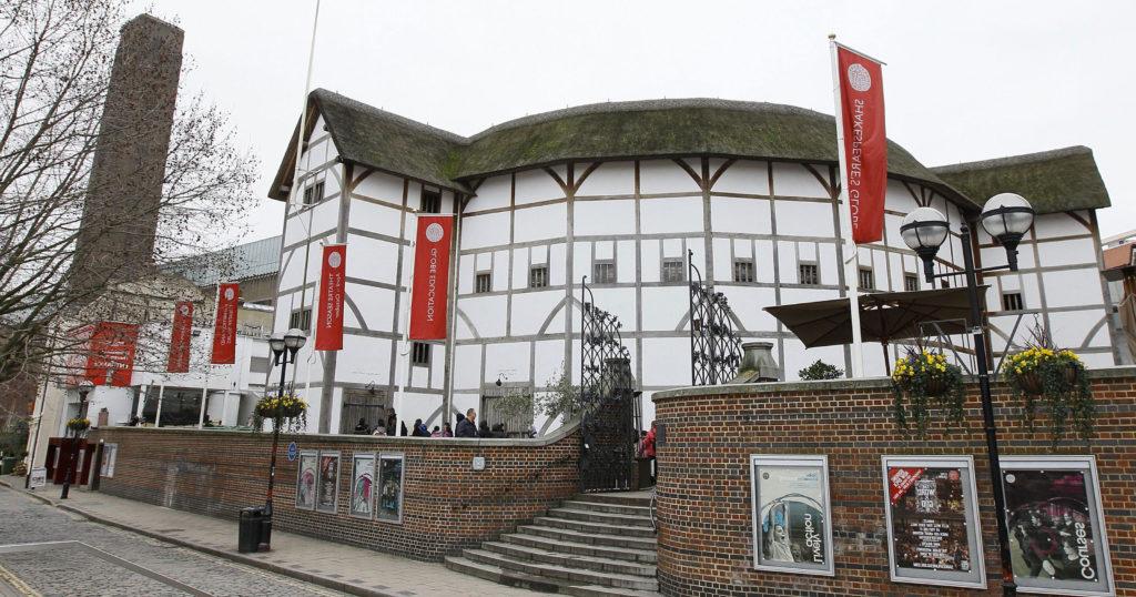 Театр Глобус Лондон