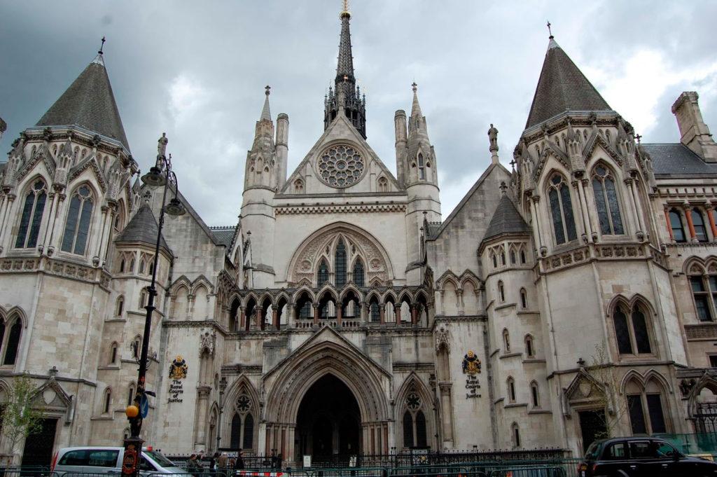 Королевские суды юстиции