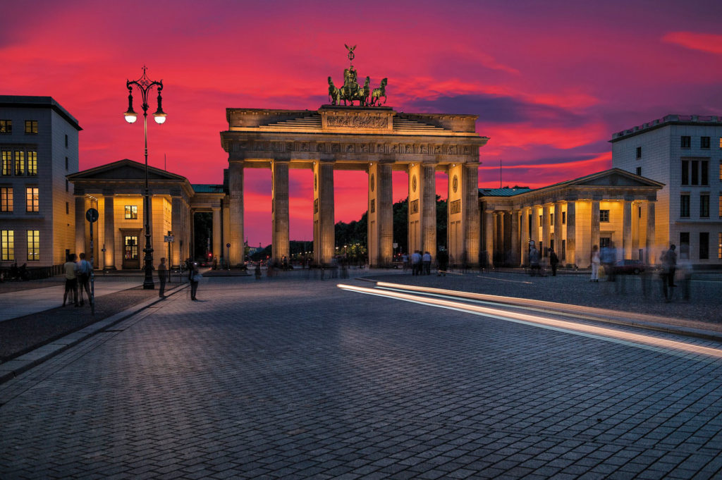 Берлин pass