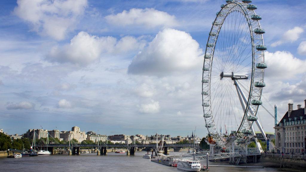 Основные достопримечательности Лондона
