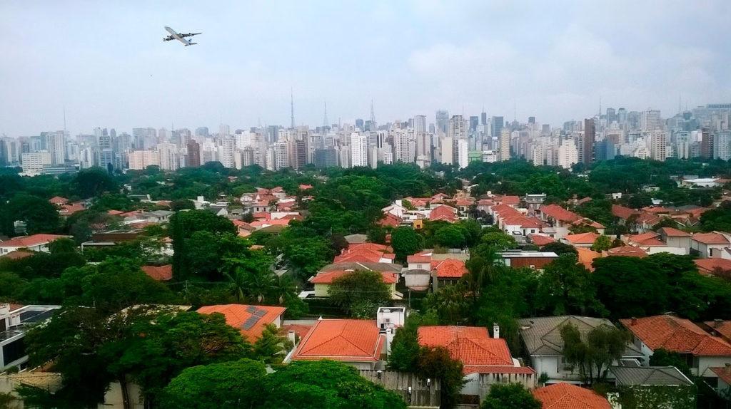 Работа в Бразилии, Сан-Паулу