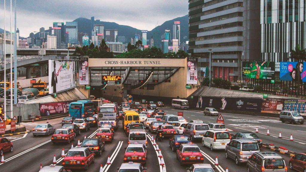 Работа в Гонконге