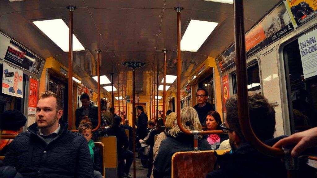 Цены на общественный транспорт в Стокгольме