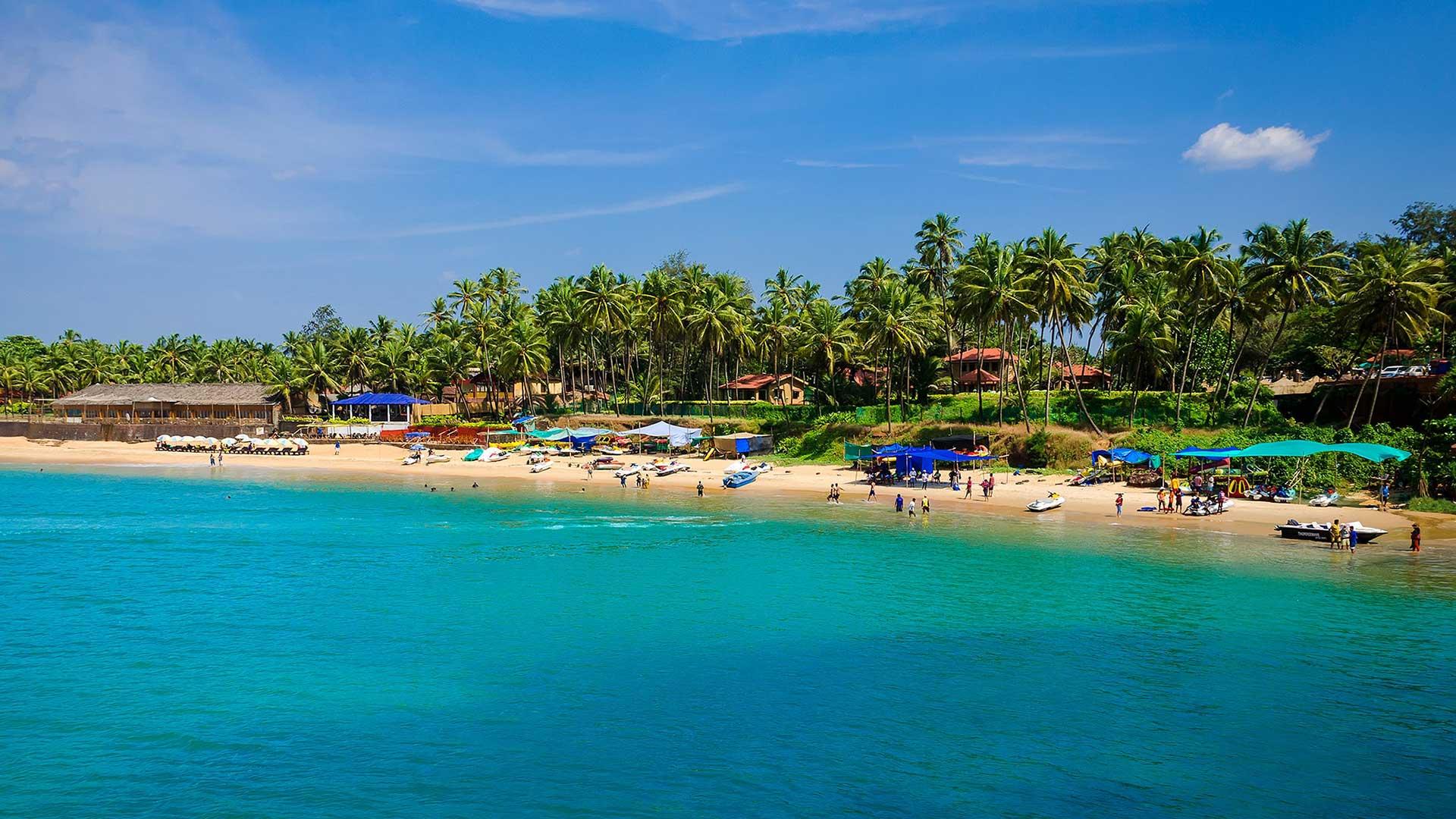 Гоа, Индия (Индийский Океан)