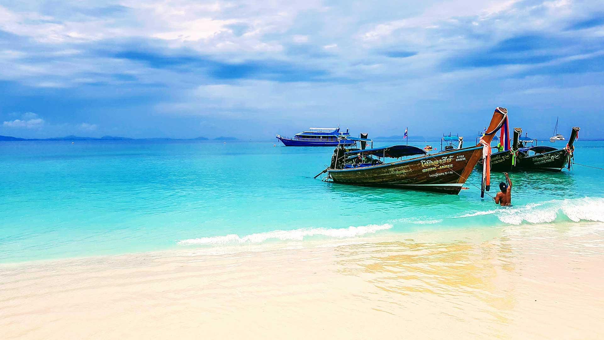 Пхукет, Таиланд (Андаманское Море)