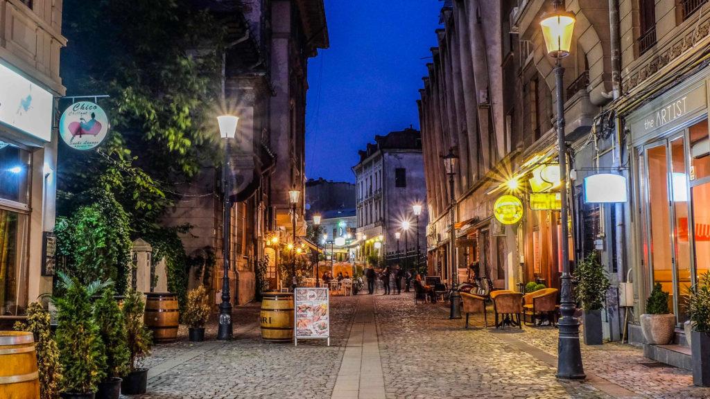 Бухарест, Румыния