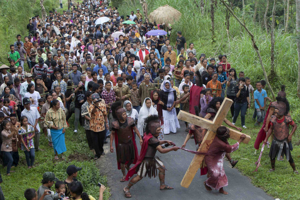Indonesia-easter