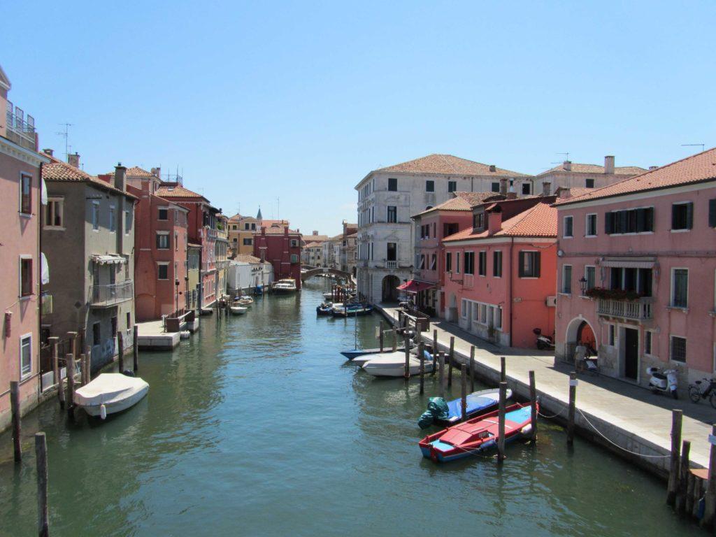 Маршрут по Италии - Chioggia