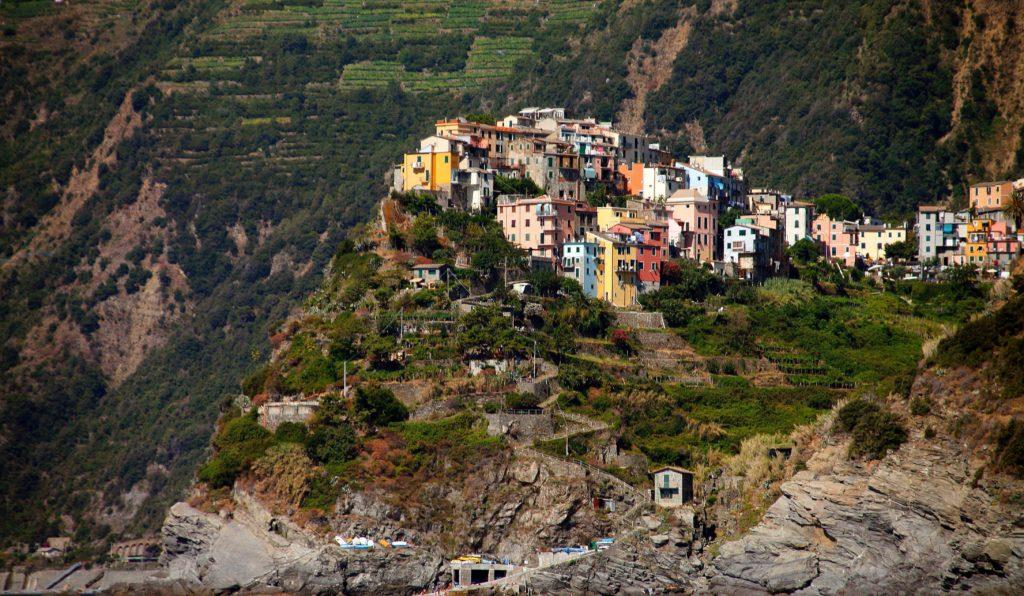 Маршрут по Италии - Cinque-Terre