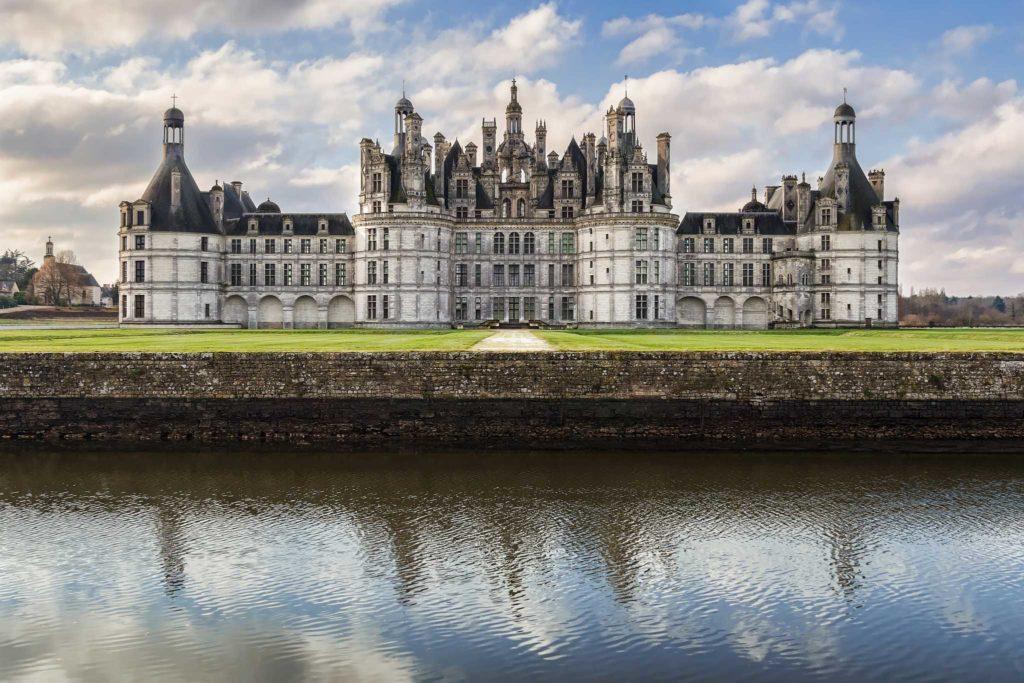 Замки Франции: Замок Шамбор