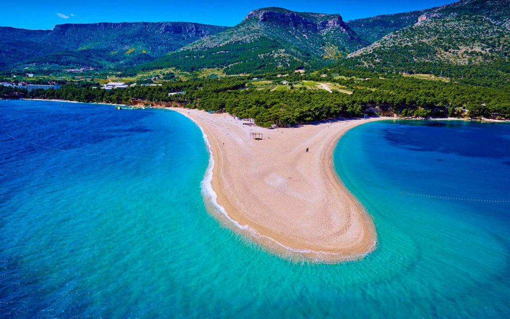 Остров Брак Хорватия