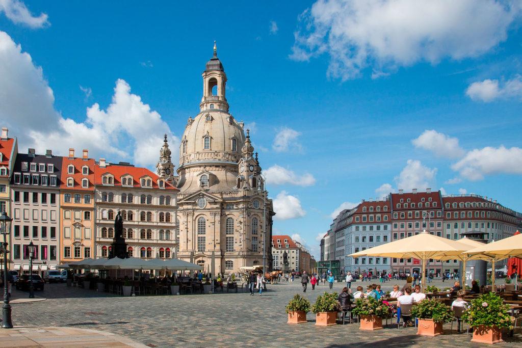 Из Дрездена в Прагу: Маршрут