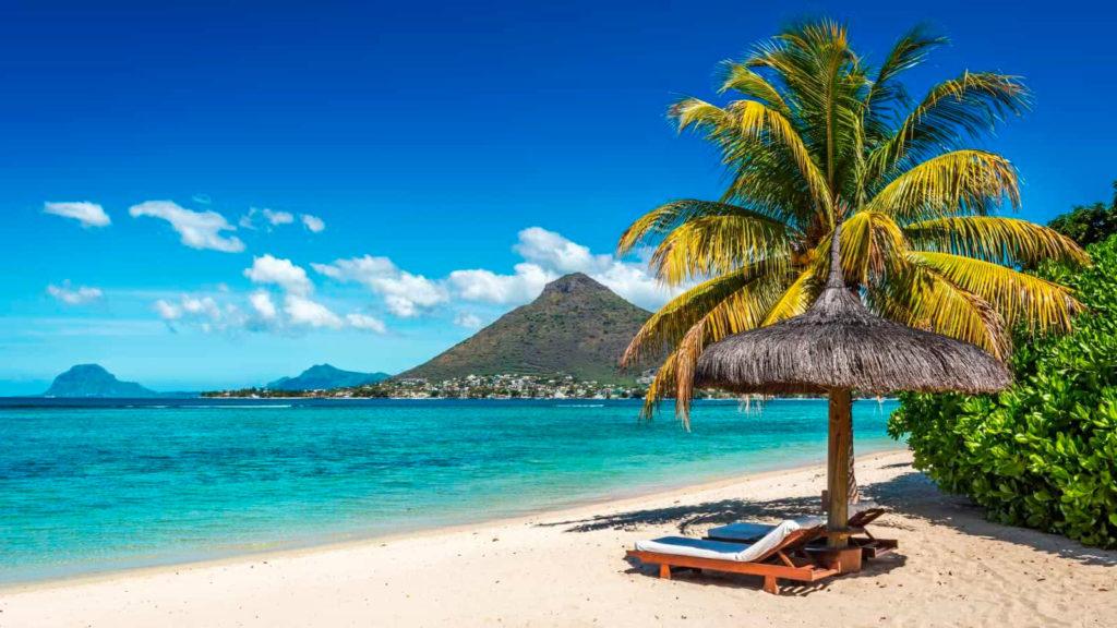 Маврикий, Африка