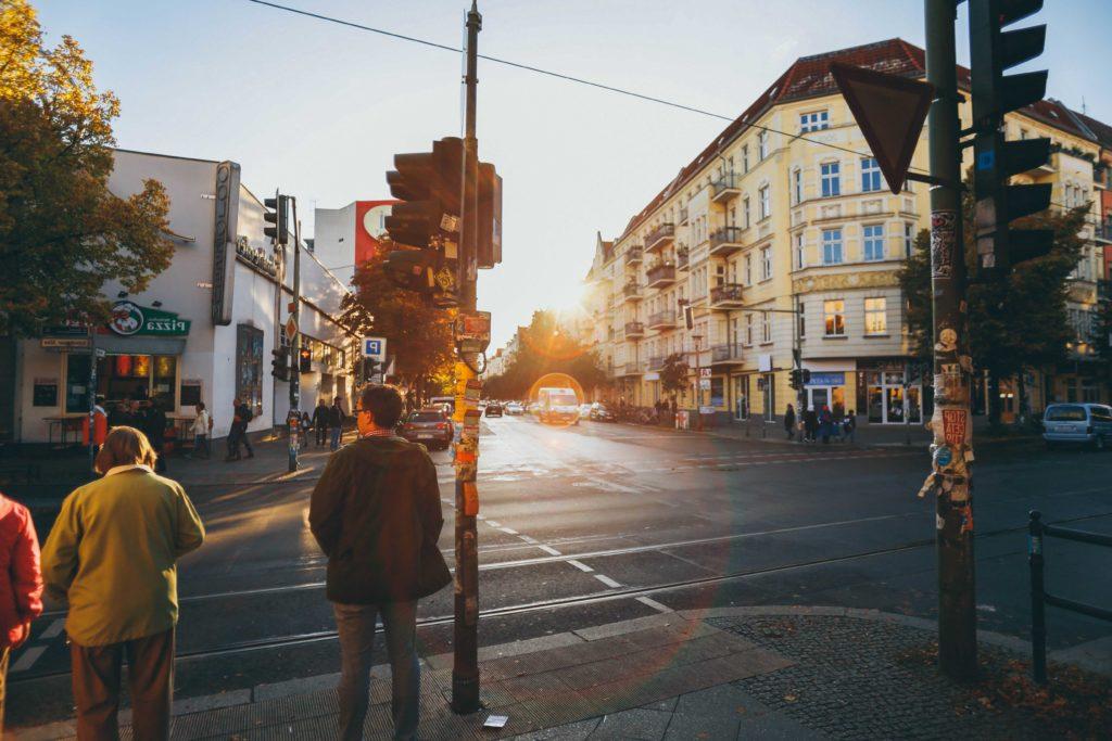 Улицы Берлина