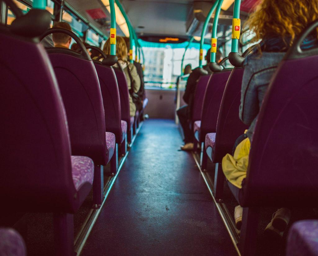 Из Риги в Вильнюс на автобусе