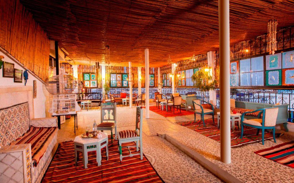 Кафе Туниса
