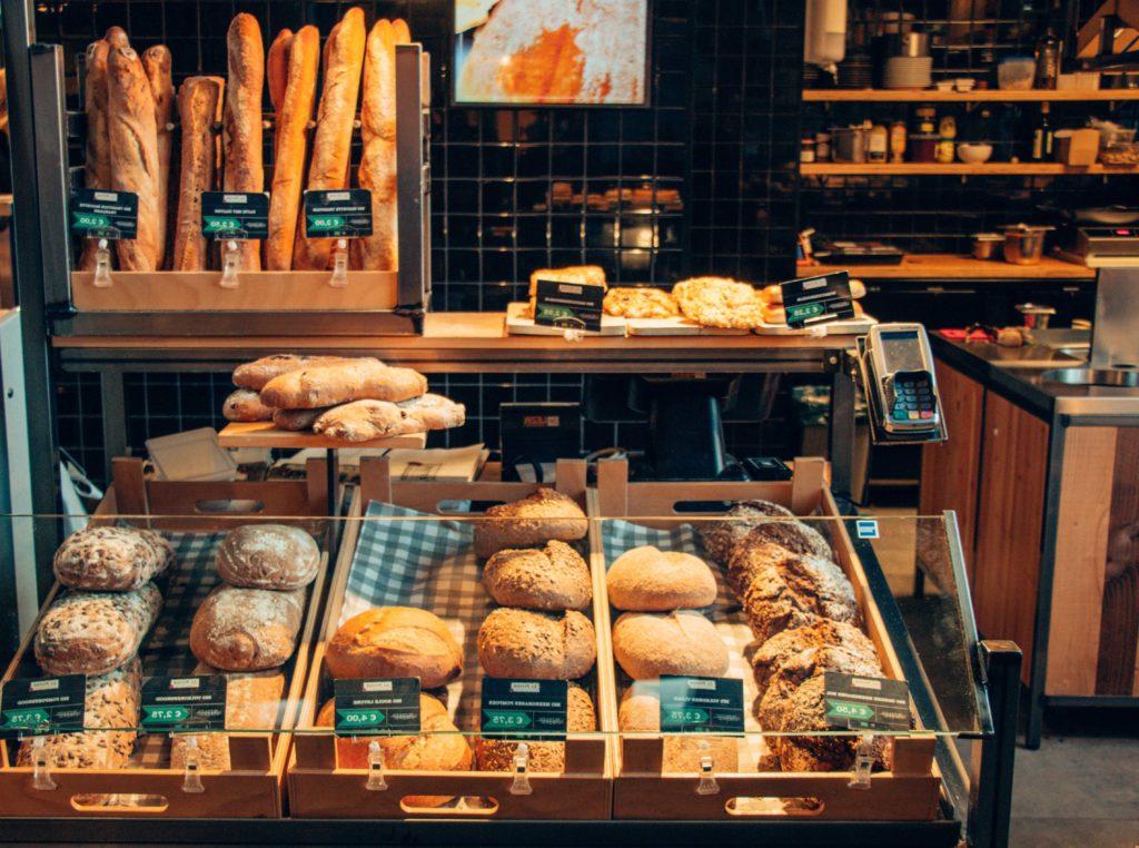 Cтоимость хлеба в Берлине