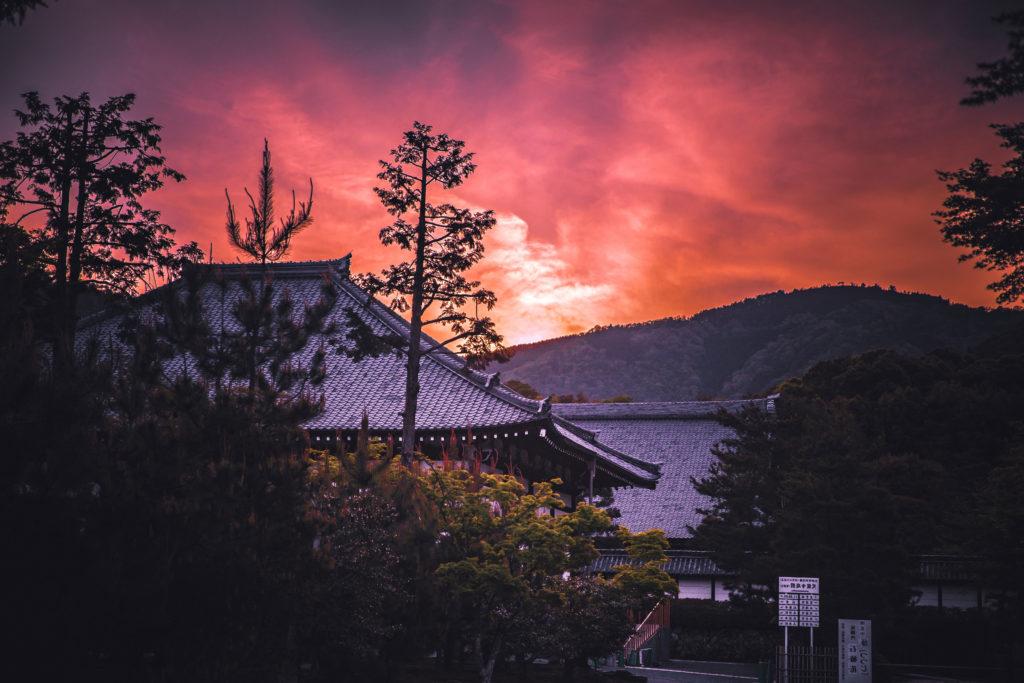 Отели в Киото