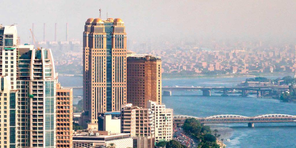 Где остановиться в Каире