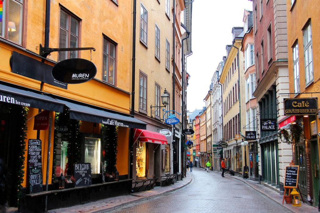 Отель Стокгольм