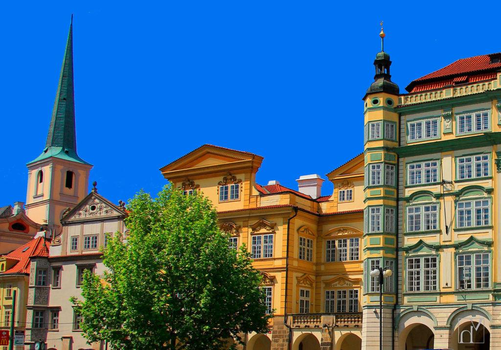 Бюджетное размещение в Праге