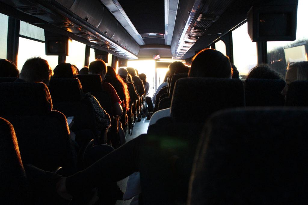 Как добраться на автобусе