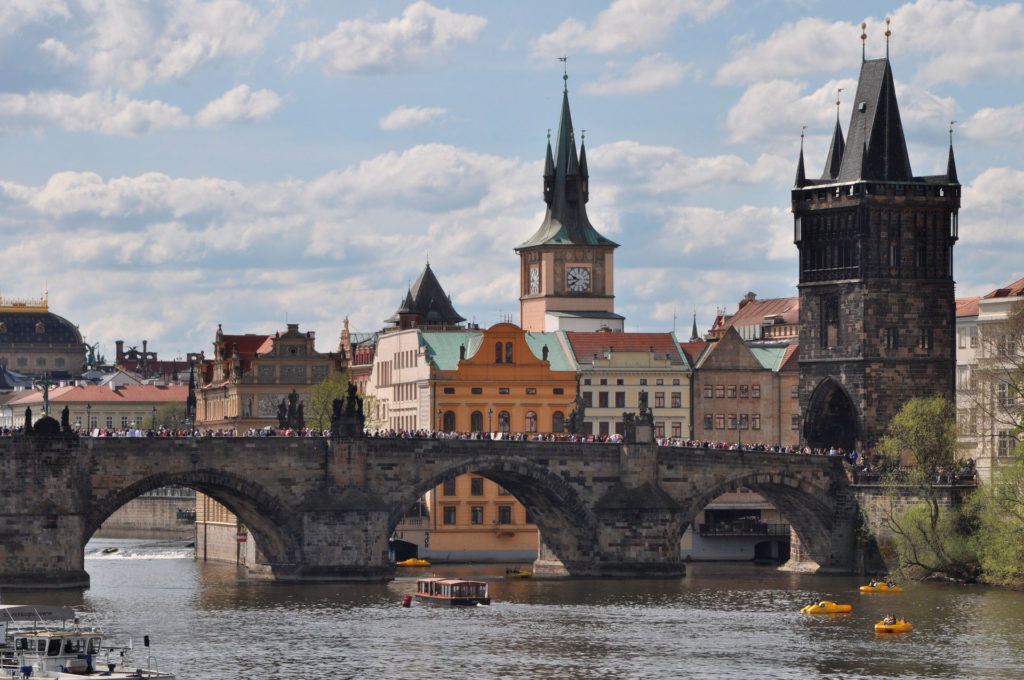 Как добраться до Праги