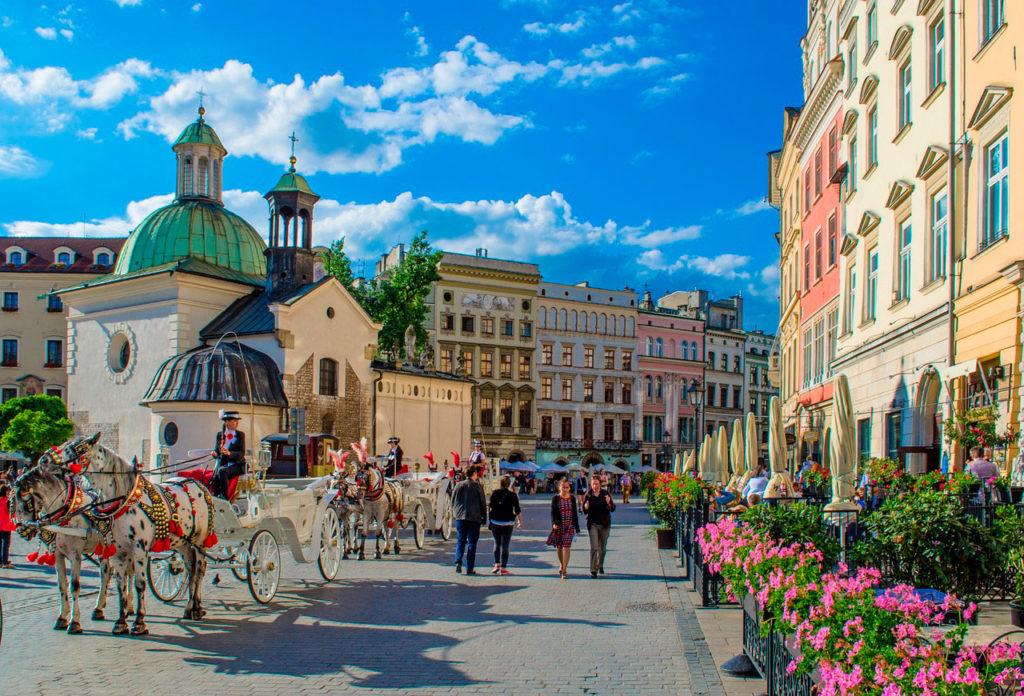 Цены на жизнь Краков