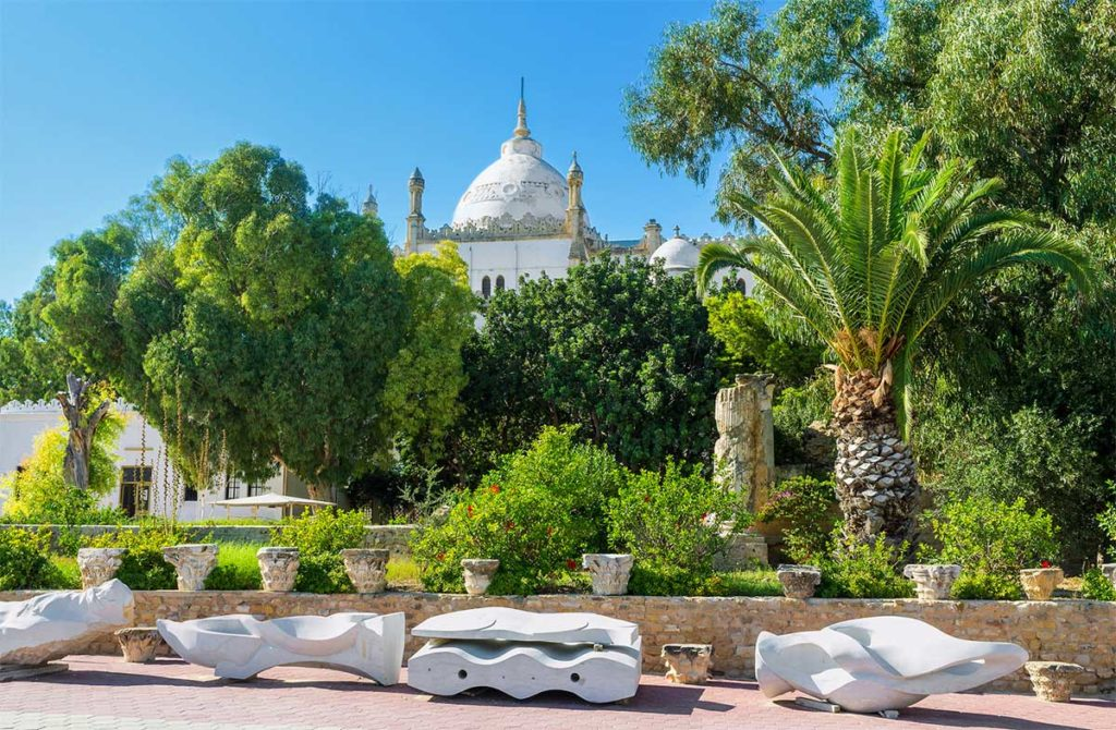 Парк в Тунисе