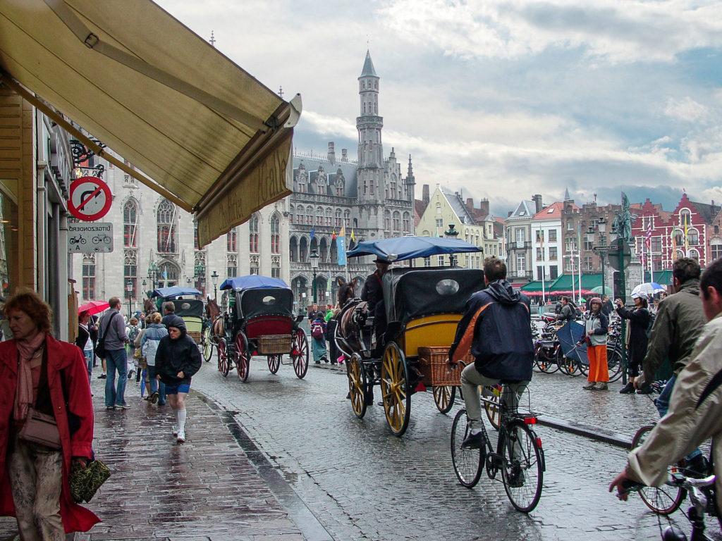 Стоимость поездки Бельгия