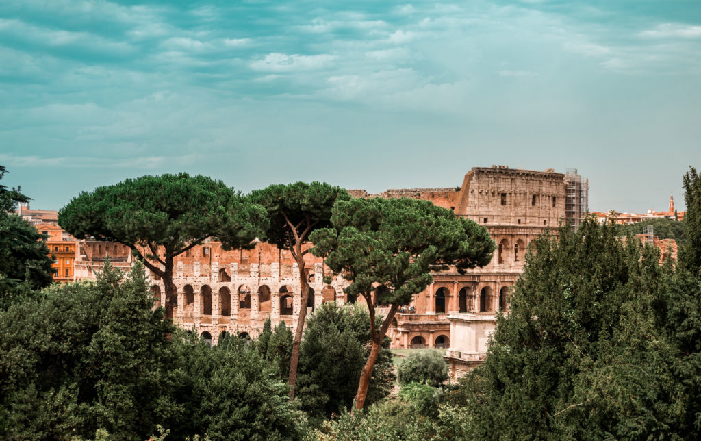 Обзор Рим Италия