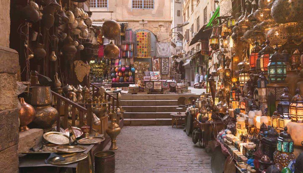 Рынок в Каире