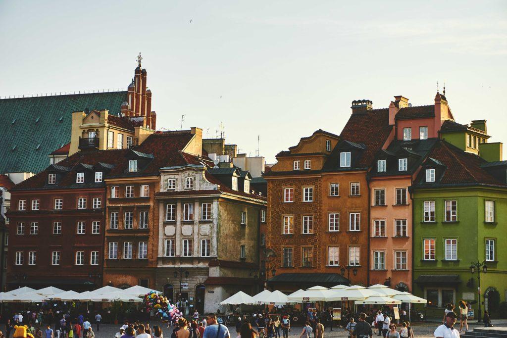 Центр Варшави