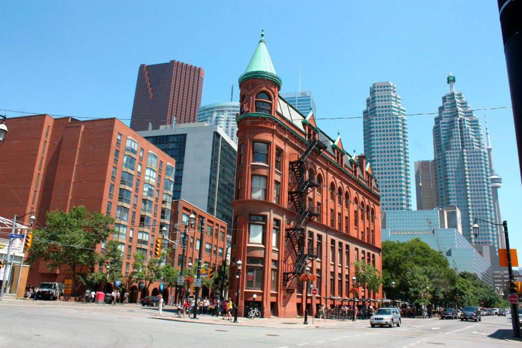 Туризмв Торонто