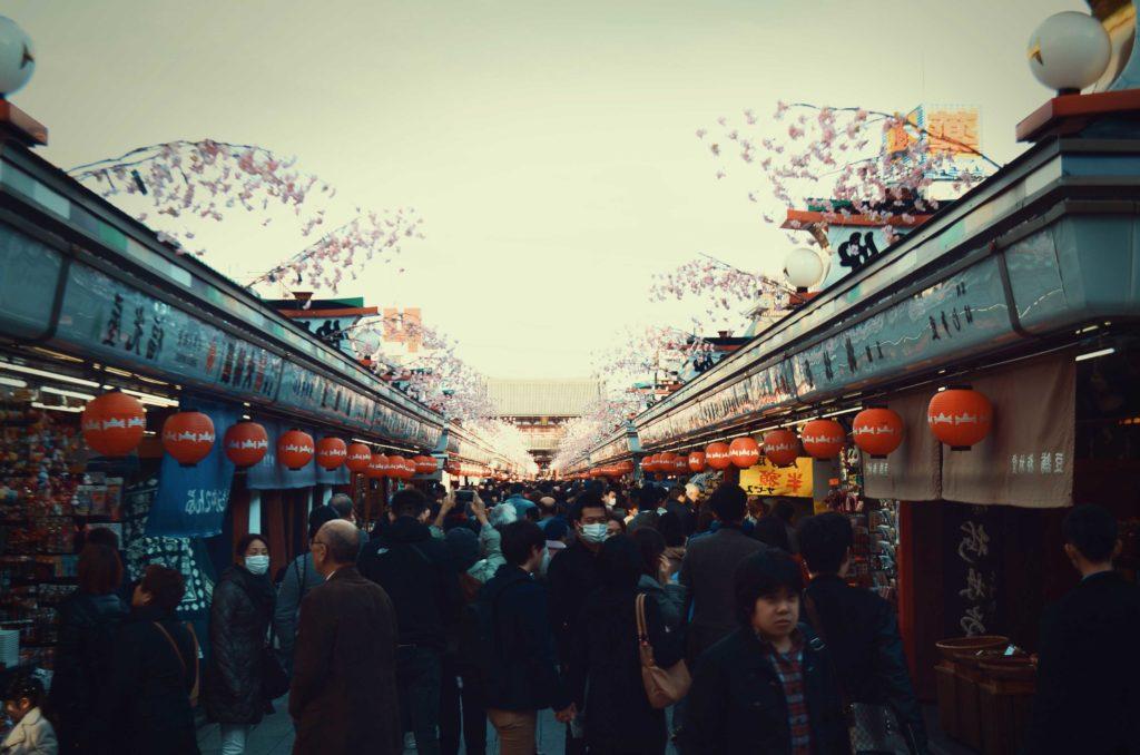 Туризм в Токио