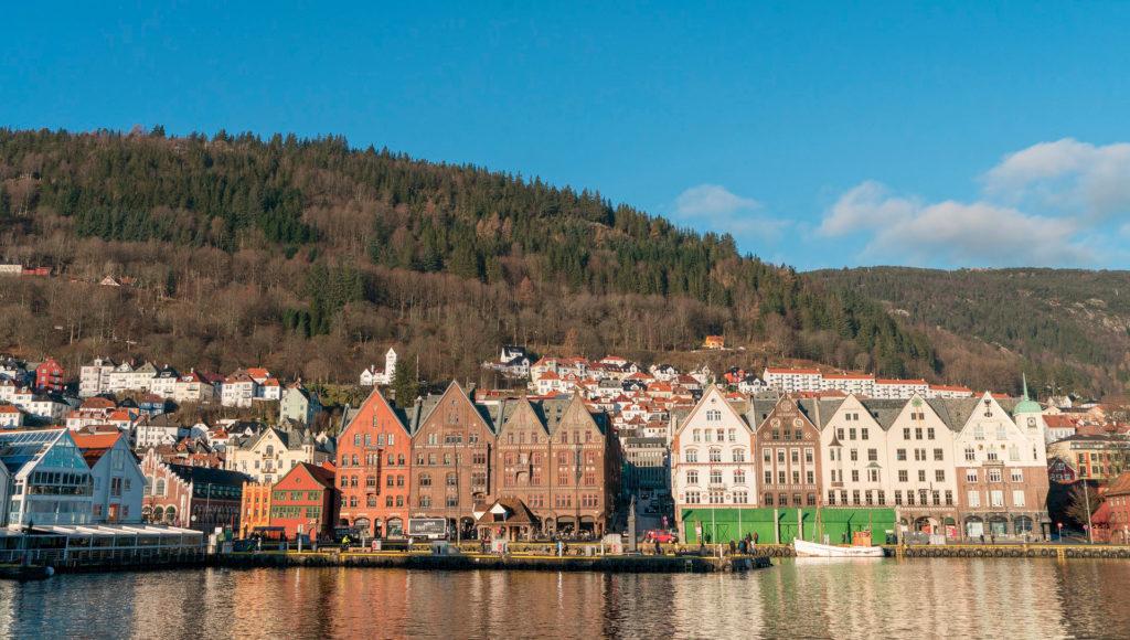 Берген, Норвегиям