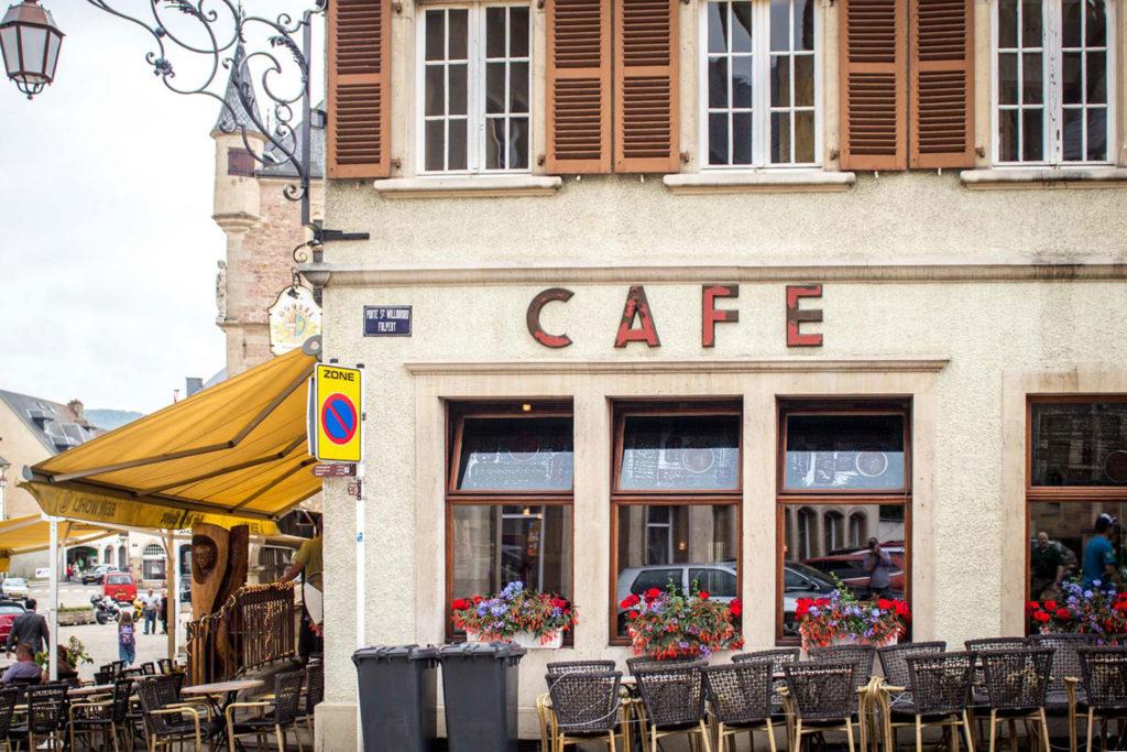 Кафе Люксембург