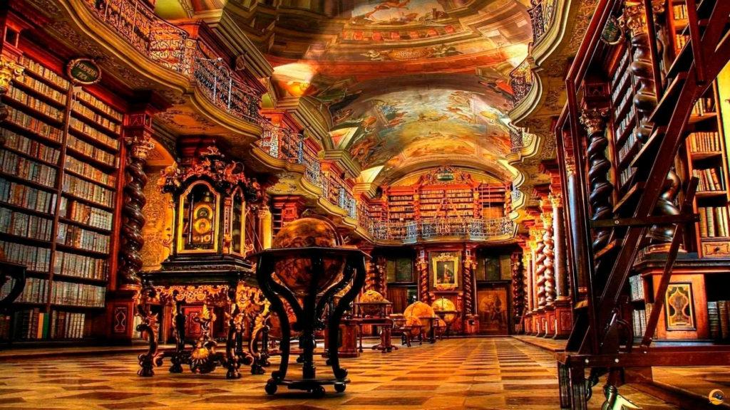 Национальнаябиблиотека Чешской Республики