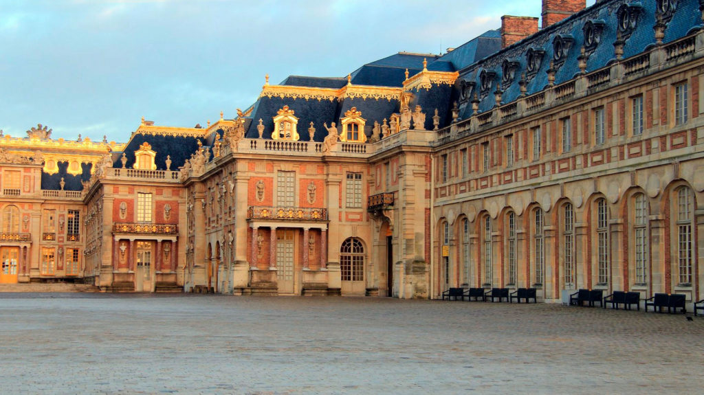 Достопримечательности Франции: Версаль