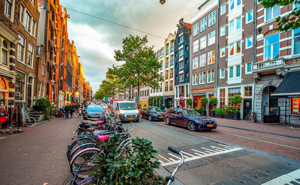 Отели в Амстердаме
