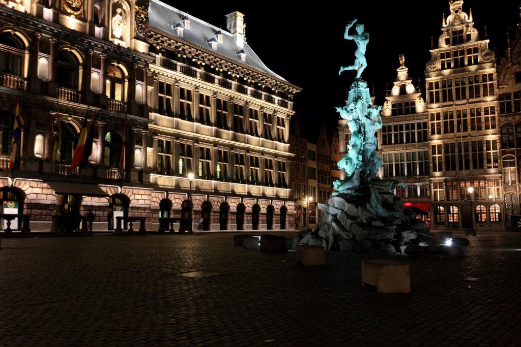 Цены в Бельгии Антверпен на еду