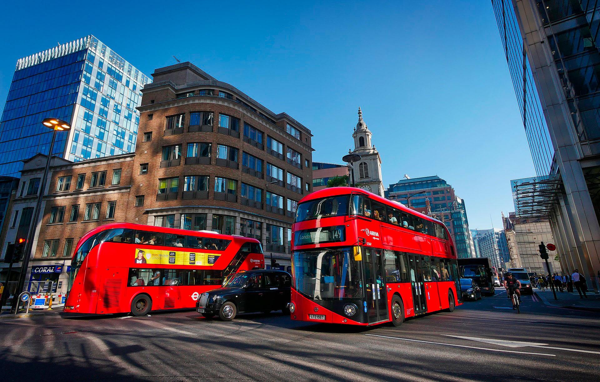 Качество жизни в Лондоне