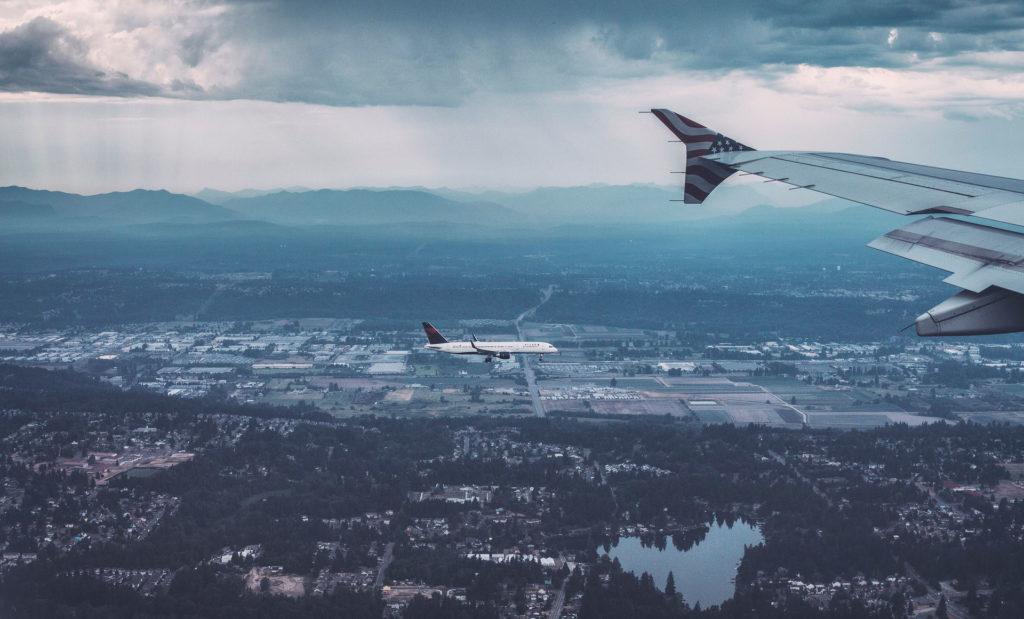 Секреты бронирования рейсов №2: Настройки страны