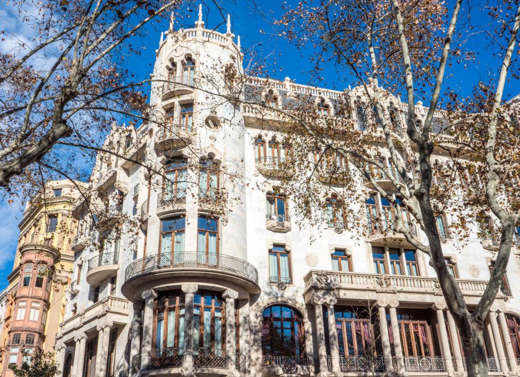 Дешевые гостиницы Барселоны